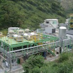250kw Biomass Methanol Synthesis Plant