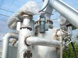 熱ガス発生設備